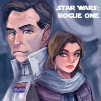 Rogue One by SteveMillersArt