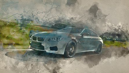 BMW m6  001 by alexartro