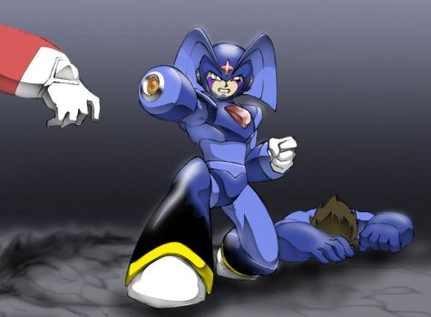 Mega Man x...? by Manganiac