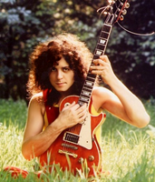 Marc Bolan and Coveralls by femael-ingenuity