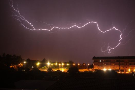 Lightning August 2013 by Reporter86