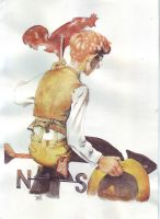 Sailing -from Norman Rockwell by partypao