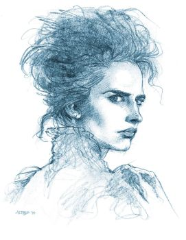 Penny Dreadful * Vanessa Ives by ChristineAltese