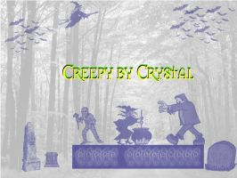 Creepy by Crystal by candycane1168