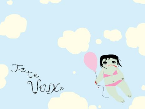 Je Te Veux by chemicalflowers