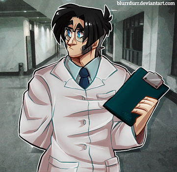 Dr. Otto Rosenthal by DANKW0RTH