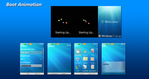 Windows 7 Mobile Theme by ozzy8031
