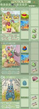 OLD (Team Bring Home the Bacon ARC 2 application) by owlburrow