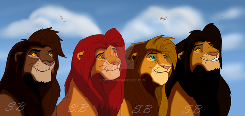 Kings Of the Future by sbrigs