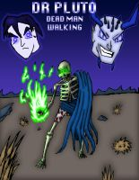 Dr Pluto: Dead Man Walking Cover by Crisis-Comics
