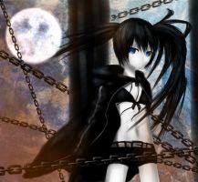 Black Rock Shooter by Yoruny