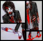 Zombie Gee by SophFeeGee
