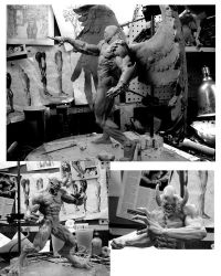 McFarlane Toys Roughs 01 by dankatcher
