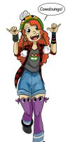 TMNT Fangirl by Inked-Alpha