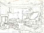 Background - pencil
