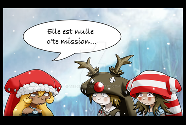 Mission 25 - Joyeux Nowel by Tee-chew