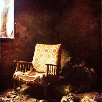The armchair by ramoneuse-de-menhirs