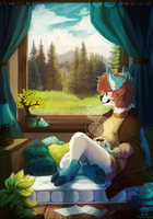 Fresh 9am by Flemaly