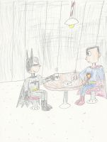 Gift: Welcome Back Superman by mastergamer20