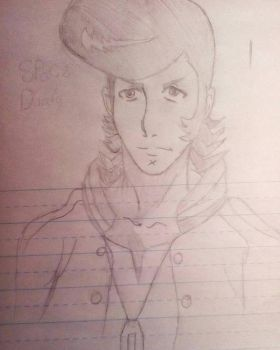Dandy from space dandy by NScott144