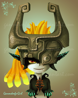 .:Midna:. A Curse for Good by Anilede