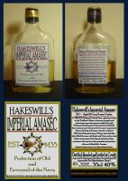 Hakeswill's Imperial Amasec by JDAtrocityExhibition