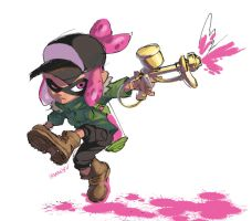 Inkling Aerosprayer by HAmatsu