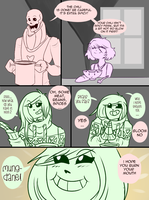 UT Comic- Mungdane by putt125