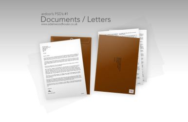 Ardcor's Documents + Letters by ardcor