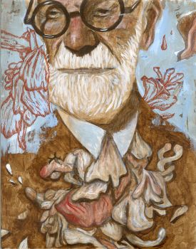 Sigmund Freud by DavidPatel