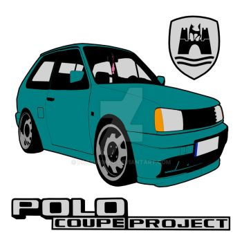 Polo project profile pic WIP by Patsurikku