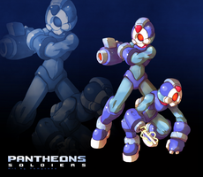 Pantheons Soldiers by Tomycase