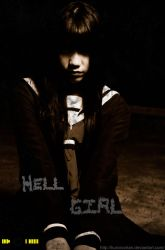 Hell Girl by kurorochan