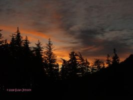 Sunset in Alaska by AlaskaGrl