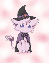 Witch Espeon by AnySketches