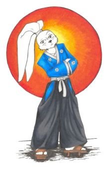 Usagi Yojimbo by avadrea