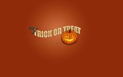 Trick or Treat by lillan