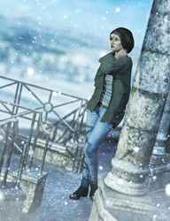 Winter Thinking by Lyoness1