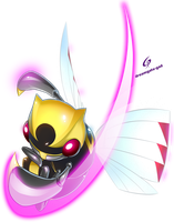 Ninjask used Fury Cutter  by Gad