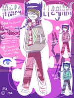 ACTUAL PERSONA REFERENCE by VirtualRyan