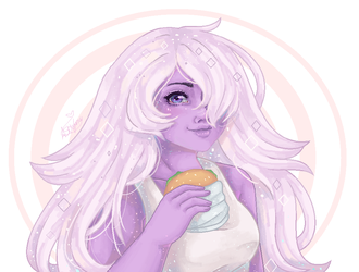 Ms Paint- Amethyst -SU by ASttefany