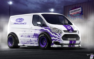Ford Transit SuperVan by DURCI02