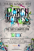 March Madness flyer by DeityDesignz
