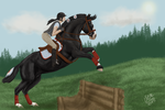 AP : Dahni - XCountry by MistyofSunrise