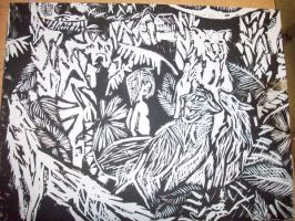 The Jungle Book Print by Ratty08