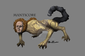 Manticore by Benjee10