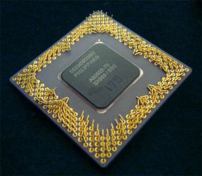 CPU Artefact - Prototype by w-shadow