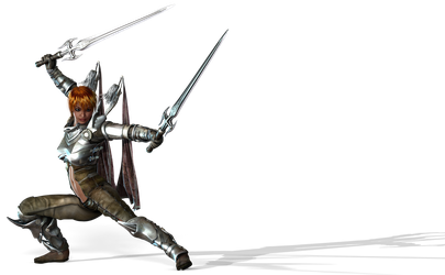 Justice Warrior PNG by Variety-Stock