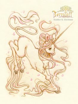 Junicorn 2017 #4 The Prancing Swift by HeatherHitchman