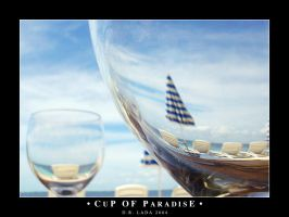 Cup of Paradise by dulcepixels